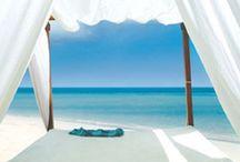 Beach / Sun sand water