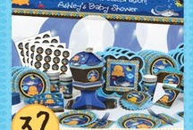 Under the Sea Baby Shower /  Under the Sea Baby Shower Ideas that make the perfect summer baby shower party. / by Modern Baby Shower Ideas