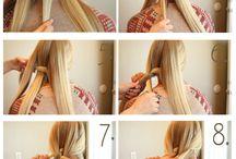 DIY: hair