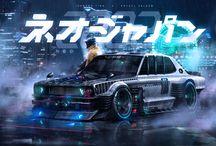 Nightwolf - Gang Cars