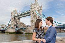 London Pre-wedding Photoshoot