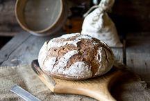 el pan nuestro... / by claudia de angelis