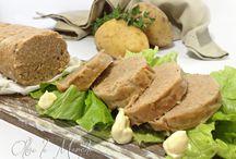 Polpettone tonno e patate