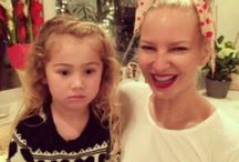 sia with kids