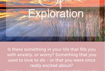 Tips to Spark Creativity and Joy / From Spark Your Being with Jennifer Joy