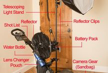 Filmmaking & photography equipment