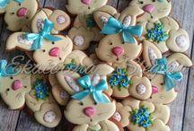 Декоративное печенье