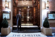 THE GROSVENOR HOTEL CHESTER