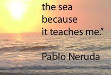 You, Me & The Sea. / by Agatha Pasierbski