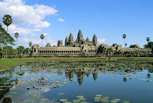 Thailand and  cambodia trip 2013~14
