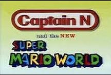 Super Mario World Cartoons / Watch the Super Mario World cartoons online, view images and stills from in Super Mario World episodes and more. The official name for this cartoon is Captain N and the New Super Mario World, you can find out more about it at http://www.superluigibros.com/super-mario-world-cartoon