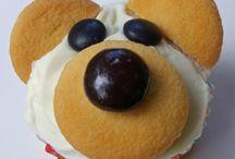 birthday cakes / kids cake ideas
