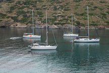Islas Cícladas del Norte en velero. Grecia