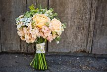 Bouquet Ideas / Ideas for wedding bouquets for the bride and bridesmaids!