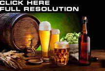 Cerveza todo lo relacionado / Todas las imágenes relacionadas con la cerveza. Deliciosa bebida.