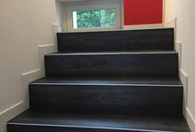 SCALE / Scale in pvc e legno, rivestimento