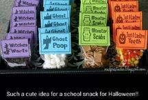 School snack ideas