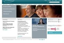 Danish Ministry Dept. Sites