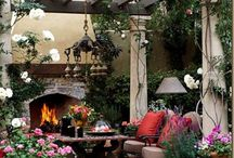 outdoor spaces / by Natasha Young