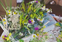 Summer Weddings / Summer wedding ideas and inspiration - bound to be a lot of summer flowers!
