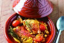 Marocain food
