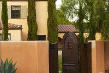 french style gates