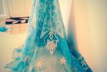 Elsa Frozen Dress