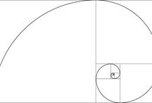 Golden ratio / by Marina Podstrigich