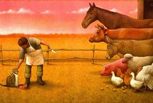 """Pawel Kuczynsky / """"I was born in 1976 in Szczecin. I have graduated Fine Arts Academy in Poznan with specialization in graphics. Since 2004 I deal with satirical illustration, and so far I have been rewarded with more than 100 prizes and distinctions.  In 2005 I received """"Eryk"""" * prize from Association of Polish Cartoonists, for the newly discovered cartoonist, with a record number of awards in international competitions."""" http://www.pictorem.com/collectioncat.html?author=Pawel+Kuczynski"""