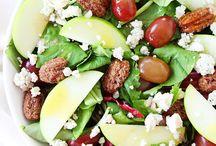 Ensaladas / Comiendo con salud