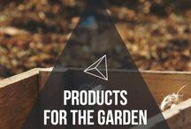 Woodlady Products_ Garden / http://www.woodlady.co.za/