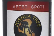 Recovery Lotions / Soothe your aching joints and muscles with JTree's After Sport Recovery Lotions.