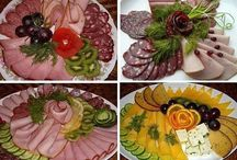 catering/canapees