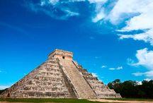 Mayan Ruins - Sitios Arqueológicos