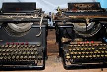 Wanhat kirjoituskoneet