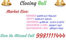Rudra Investment Closing Bell