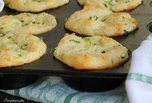 muffin patate e zucchine