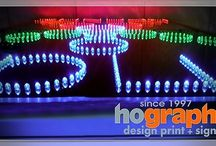 LED light Signs and Accesories / LED lights signs accesories spacers standofffs