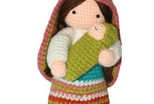 Crochet virgencitas