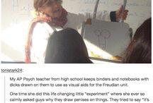 Psych & Phil / by Caitlyn Lecrone