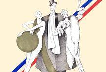 Revue / Paris / 20's Vienna