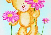Obrazy dla dzieci / obrazy ręcznie malowane, grafiki komputerowe, rysunki, obrazy dla dzieci, canvas, obrazy na płótnie