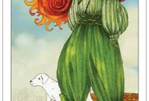 Decks to Fall in Love With / Cartomancy, tarot decks, oracle decks, and so on to adore and fall in love with!