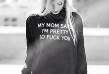 Text clothes