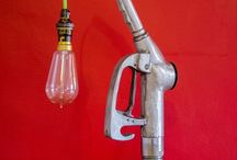 Refunk'd Lighting / Unusual lights and lamps