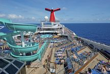 Carnival Cruises / I am a travel writer and I have been on many cruises. Carnival ranks among my favorite!
