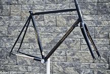 SS SHAND Colour Detail / ideas for new bespoke stainless frame being made