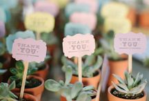 Wedding Ideas - Thank You Gifts