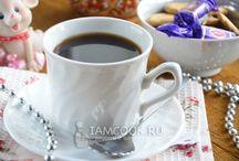 Кофе / Фотографии кофе и кофейных напитков с рецептами приготовления от IamCOOK.RU