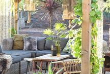 Mediteranian garden ideas